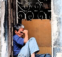 Down & out in Havana, Cuba by buttonpresser