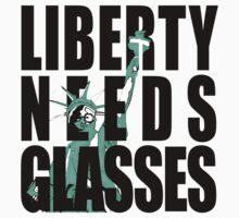 Liberty Needs Glasses Kids Clothes