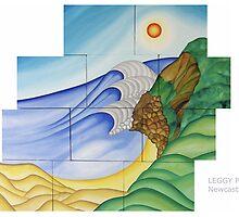 Leggy Point by Keith Nesbitt