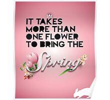 Spring C Poster