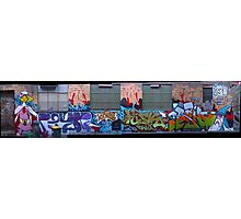 melbourne graffiti 108 Photographic Print