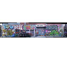 melbourne graffiti 116 Photographic Print