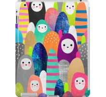 Pebble Spirits iPad Case/Skin