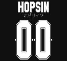 Hopsin 00 White Text by TempestGFX