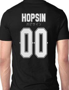 Hopsin 00 White Text Unisex T-Shirt