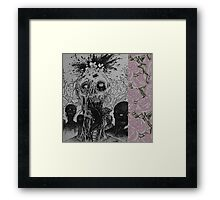 Beauty of Undead Framed Print