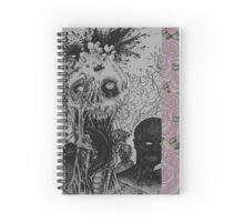Beauty of Undead Spiral Notebook