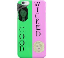 Wicked Good iPhone Case/Skin