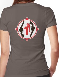 SSAA Daylesford Spa Pistol Club Womens Fitted T-Shirt