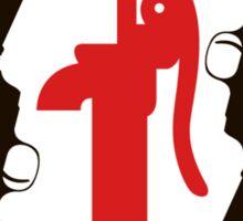 SSAA Daylesford Spa Pistol Club Sticker