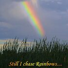 Still Chasing Rainbows by wildflower