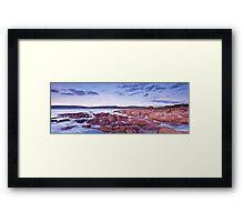 Smith's Beach Framed Print