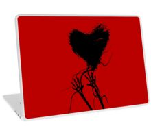 Hold on to LOVE! Love Yourself! Laptop Skin