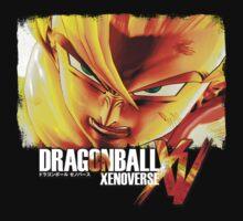 DragonBall Xenoverse by BakaBanana