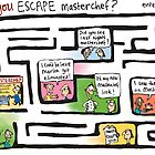 Can you escape masterchef? by Shelley Knoll-Miller