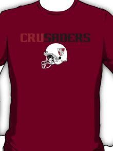 CRUsaders - Black T-Shirt