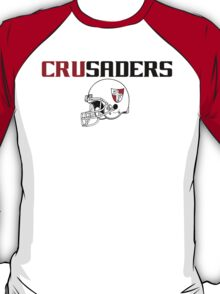 CRUsaders - Black T-Shirt