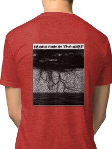 black rain Tri-blend T-Shirt
