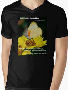 COMMON DOTTED BORDER Mylothis agathina agathina T-Shirt