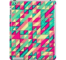 Pink and Blue iPad Case/Skin
