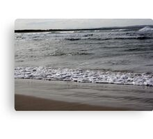 Old Bar Beach #2 Canvas Print