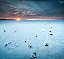 Footprints by Andrew Kerr