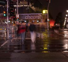 0597 The Crossing by DavidsArt