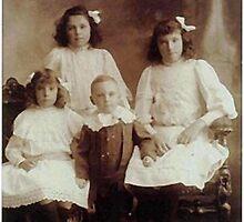 Family Ties - circa 1908 by EdsMum