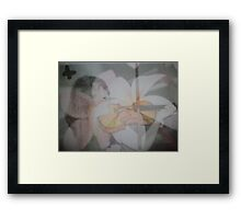 Harmony - The Nature of the Music Framed Print