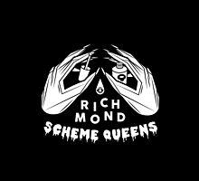 Richmond Scheme Queens by Cassandra  Downs