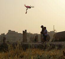 The Kite Runner by Netsrotj