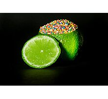 Sweet and Sour Photographic Print