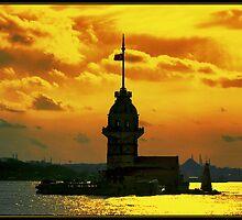Kiz Kulesi - Maiden Tower by Netsrotj