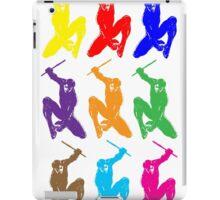 Nightwing Colour Art Print iPad Case/Skin