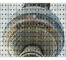 The Berlin TV Tower Photographic Print
