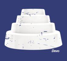 Devo - Hat - blue T-Shirt
