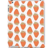 Strawberry fields iPad Case/Skin