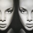 ' Chimera 3 '   100 cm x 150 cm painting by Warren Haney