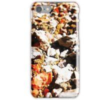 Stones, Rocks and Debris iPhone Case/Skin