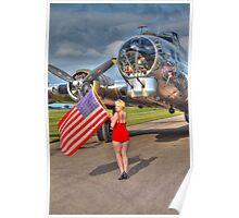 Yankee Girl Poster
