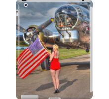 Yankee Girl iPad Case/Skin