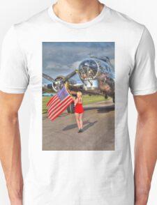 Yankee Girl Unisex T-Shirt