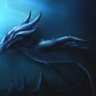 Deep Sea Dragon by Lloyd Harvey