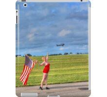 Yankee Girl 2 iPad Case/Skin