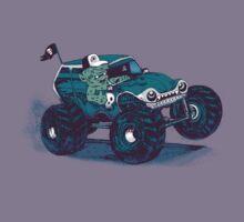 Monster Truckin' Kids Clothes