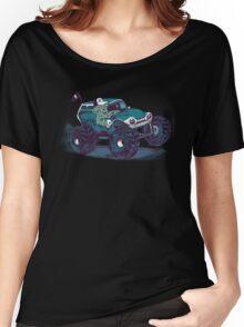 Monster Truckin' Women's Relaxed Fit T-Shirt