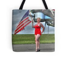 Yankee Girl 3 Tote Bag