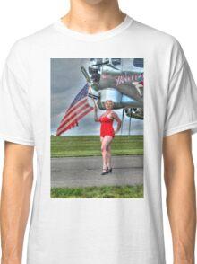 Yankee Girl 3 Classic T-Shirt