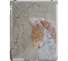 My furry friend iPad Case/Skin