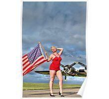 Yankee Girl 4 Poster